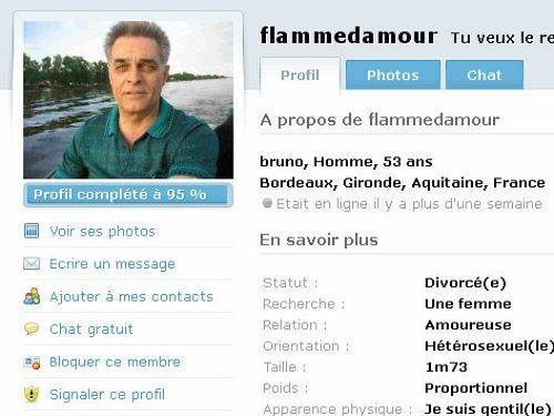 fake scam fraud info michel 53 topface fotos michel carrisse - Chatt Gratuit