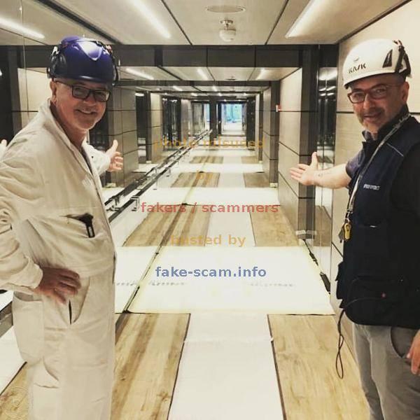 Fake - Scam - Fraud - Info - Mack Leonard, 46 @ badoo (Fotos: Pier