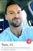 Fake profilbild