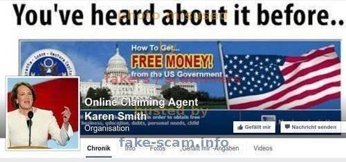 Fake - Scam - Fraud - Info - facebook com_Online Claiming