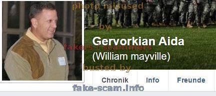 william mayville us general